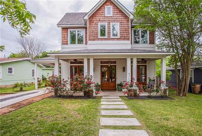 Rosedale G, Rosedale B, Rosedale C, Rosedale E, rosedale, Rosedale Estates Single Family Home For Sale: 4307 Bellvue Ave