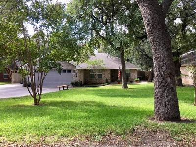 Belton Single Family Home Pending - Taking Backups: 746 N Benchmark Trl