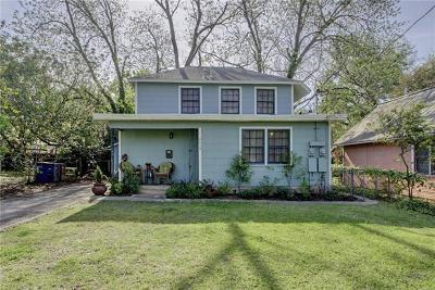 Austin Single Family Home For Sale: 4519 Avenue F