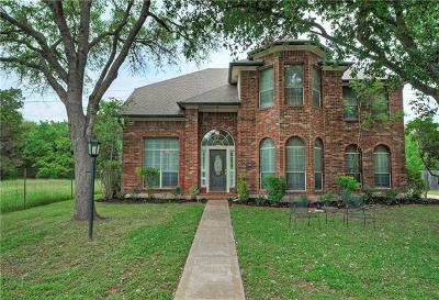 Hays County, Travis County, Williamson County Single Family Home For Sale: 3916 Sawmill Dr
