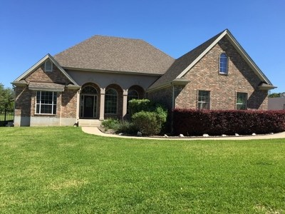 Georgetown Single Family Home Active Contingent: 604 Ridge View Cv