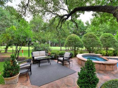 Round Rock Single Family Home For Sale: 3804 Bent Brook Dr