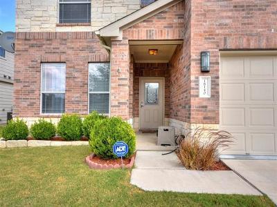 Elgin Single Family Home For Sale: 18140 Basket Flower Bnd