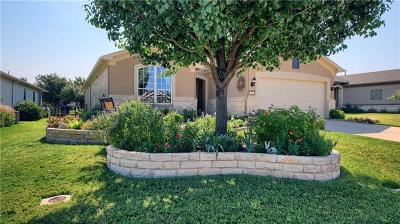 Single Family Home For Sale: 711 Independence Creek Ln