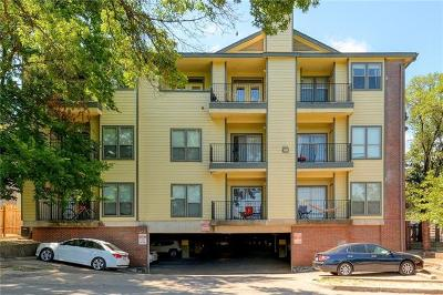 Austin Condo/Townhouse For Sale: 914 W 26th St #206