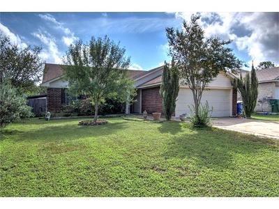 Cedar Park Single Family Home Pending - Taking Backups: 2102 Barnett Dr