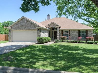 Cedar Park Single Family Home Pending - Taking Backups: 704 Grapevine Dr