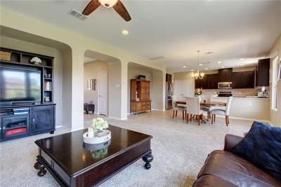 Round Rock Single Family Home For Sale: 1122 Sussex Pl