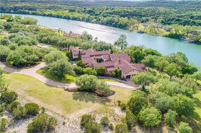 Menard County, Val Verde County, Real County, Bandera County, Gonzales County, Fayette County, Bastrop County, Travis County, Williamson County, Burnet County, Llano County, Mason County, Kerr County, Blanco County, Gillespie County Single Family Home For Sale: 820 Caslano Cv