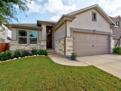 Buda Single Family Home Pending - Taking Backups: 126 Wincliff Dr
