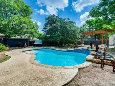 Austin Single Family Home For Sale: 8903 Pocono Cv