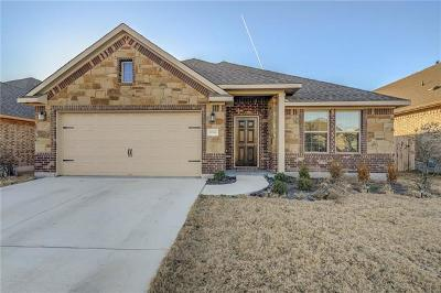 Round Rock Single Family Home Pending - Taking Backups: 8086 Arezzo Dr