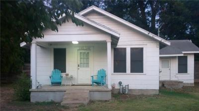 Austin Single Family Home For Sale: 1145 3/4 Gunter St