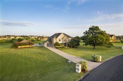 Hutto Single Family Home Pending - Taking Backups: 112 Brushy Creek Trl