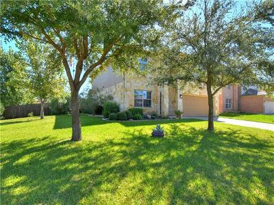 Georgetown Single Family Home For Sale: 1501 Watercrest Dr