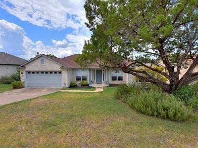 Lago Vista Single Family Home For Sale: 5006 Sundown St