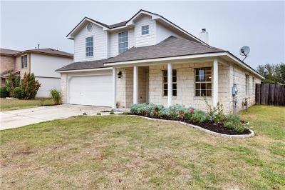 Hutto Single Family Home For Sale: 108 Paige Bnd