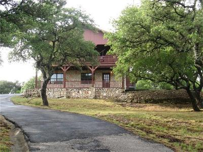 Dripping Springs Single Family Home Pending - Taking Backups: 720 Springlake Dr