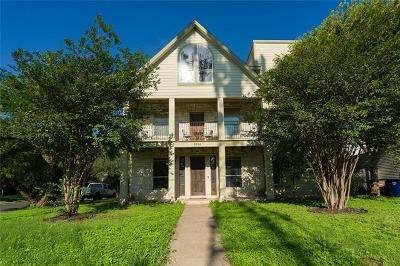 Austin Single Family Home For Sale: 3814 Wadford St