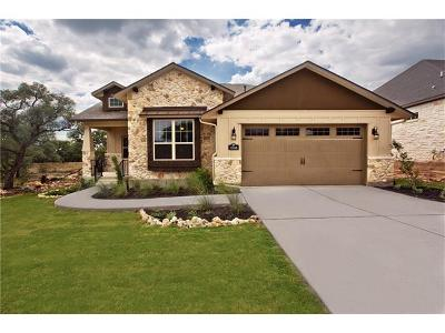 Georgetown Single Family Home For Sale: 1108 Lazy Oaks