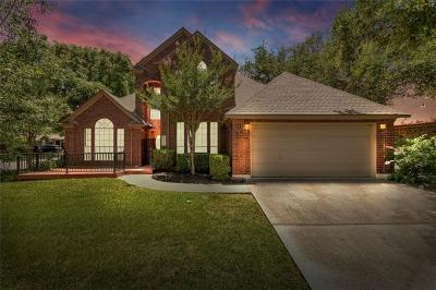 Travis County Single Family Home Pending - Taking Backups: 6301 Oasis Dr