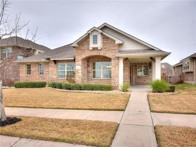 Georgetown Single Family Home For Sale: 418 Village Commons Blvd