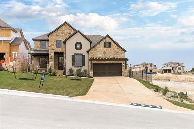 Austin Single Family Home For Sale: 204 San Donato Cv