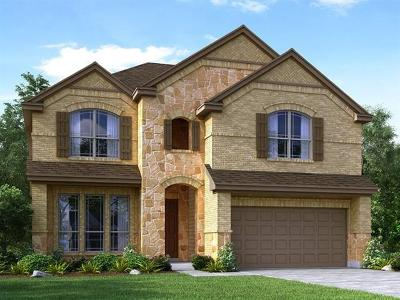Hutto Single Family Home For Sale: 406 Marklawn Ln