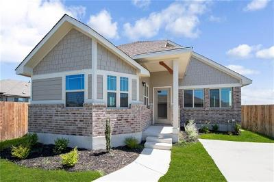 Pflugerville Single Family Home For Sale: 17907 Lungo