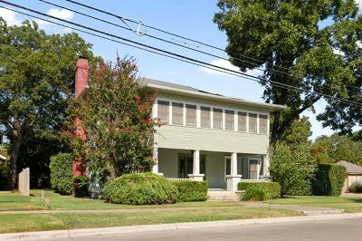 Georgetown Single Family Home For Sale: 1102 S Rock St