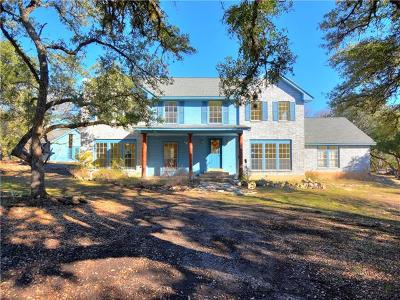 Wimberley Single Family Home Pending - Taking Backups: 2401 S Rainbow Ranch Rd