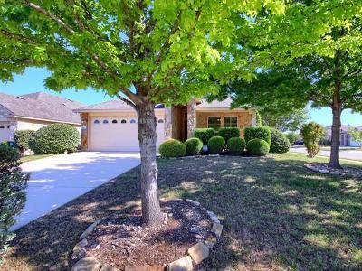 Cedar Park Single Family Home Pending - Taking Backups: 1800 Sand Creek Rd