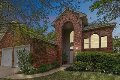 Austin Single Family Home Pending - Taking Backups: 8806 Colberg Dr