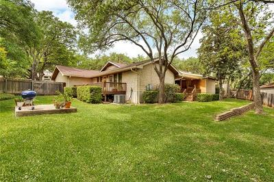 Austin Single Family Home For Sale: 7801 Lindenwood Cir