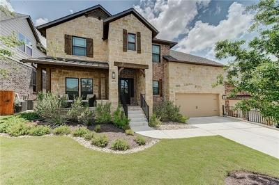 Austin Single Family Home For Sale: 18713 Laramie Well Cove