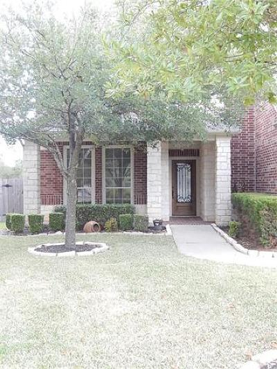 Hutto Rental For Rent: 1108 Augusta Bend Dr