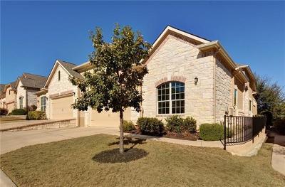 Travis County Condo/Townhouse For Sale: 15217 Origins Ln