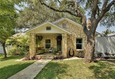 Dripping Springs Single Family Home For Sale: 515 Old Fitzhugh Rd
