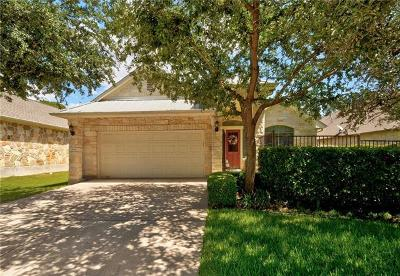 Cedar Park Single Family Home For Sale: 2504 Farleigh Ln