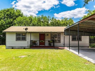 Buda Single Family Home For Sale: 308 Susan Dr