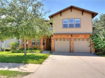 Cedar Park Single Family Home For Sale: 2732 Grand Oaks Loop