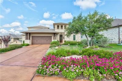 Leander Single Family Home Pending - Taking Backups: 2029 Harvest Dance Dr