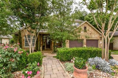 Cedar Park Single Family Home Pending - Taking Backups: 1806 Valle Verde Dr