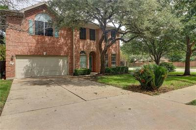 Cedar Park Single Family Home For Sale: 2310 Sandra Dr