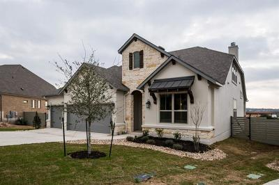 Georgetown Single Family Home For Sale: 4021 Mercer Rd