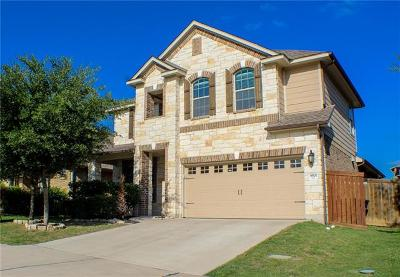 Hays County, Travis County, Williamson County Single Family Home Pending - Taking Backups: 9501 Sydney Marilyn Ln