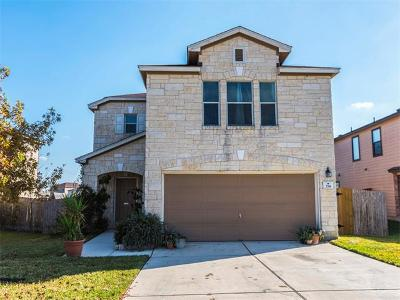 Kyle Single Family Home For Sale: 274 Tower Dr
