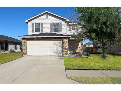 Killeen TX Single Family Home For Sale: $139,900