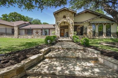 Round Rock Single Family Home For Sale: 1700 Oak Forest Dr