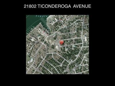 Lago Vista Residential Lots & Land For Sale: 21802 Ticonderoga Ave
